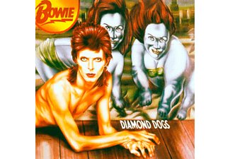 David Bowie - Diamond Dogs - (CD EXTRA/Enhanced)