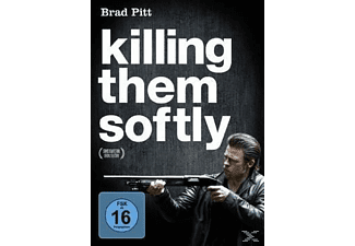Killing Them Softly Thriller DVD