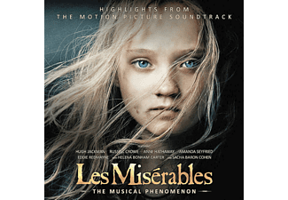 O.S.T. Les Miserables Soundtrack CD
