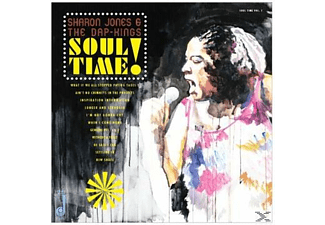 Sharon & The Dap-kings Jones - Soul Time! - (Vinyl)