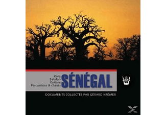 The Griots - Senegal - (CD)