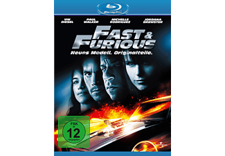Furious: Neues Modell. Originalteile. - (Blu-ray)
