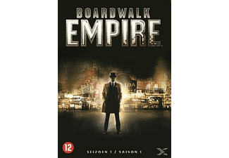 Boardwalk Empire - Seizoen 1 - DVD