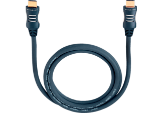 OEHLBACH DVD Magic High Speed HDMI-Kabel, Schwarz