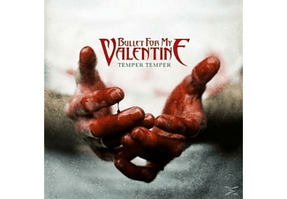 Bullet For My Valentine - Temper Temper - (CD)