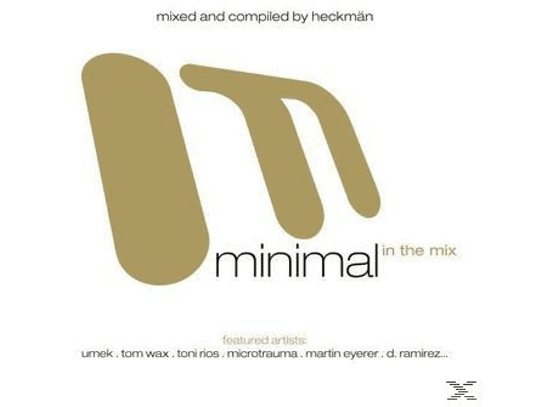 VARIOUS - Minimal In The Mix [CD]