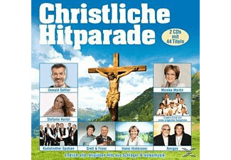 VARIOUS - Christliche Hitparade 2 - (CD)