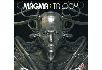 Magma - Trilogy - (CD)