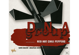 Dna Group - Performs Red Hot Chili Peppers - (CD)