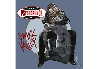 Psychopunch - Smakk Valley - (CD)