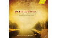 Angelika Nebel - Bach Metamorphosis [CD]