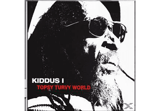 Kiddus I - Topsy Turvy World - (CD)