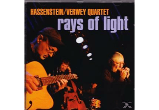 Christian Hassenstein, Verwey Quartet - Rays Of Light - (CD)