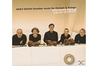 Eisler Quartett, Meyer Wolfgang - Chamber Music For Clarinet & Strings [CD]