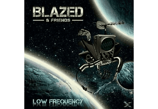 Blazed And Friends - Low Frequency - (CD)