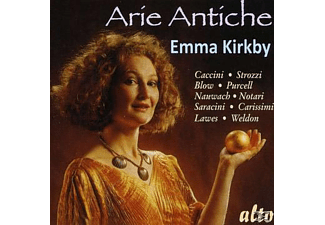 Emma Kirkby, Anthony Rooley - Arie Antiche - (CD)