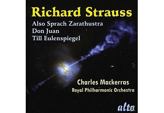 Royal Phnilharmonic Orchestra - Also Sprach Zarathustra - (CD)