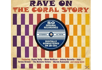 VARIOUS - Rave On - The Coral Story - (CD)