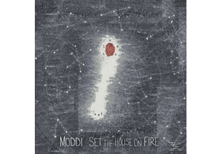 Moddi - Set The House On Fire - (CD)