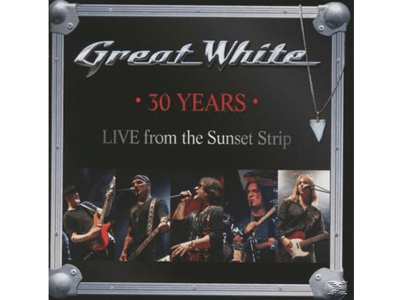 Great White - 30 Years-  Live From The Sunset Strip [CD]