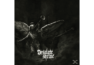 Desolate Shrine - The Sanctum Of Human Darkness - (CD)