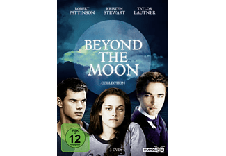Beyond the Moon - Robert Pattinson, Kristen Stewart & Taylor Lautner Collection - (DVD)