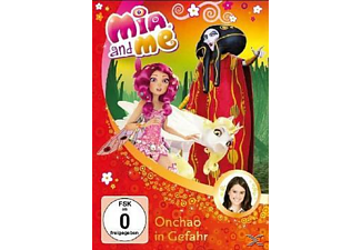 Mia and me - Vol. 8 - Onchao in Gefahr - (DVD)