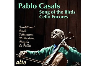 Orchestra Casals, Prades Festival Orchestra, Perpignon Festival Orchestra, VARIOUS, Casals Pablo - Song Of The Birds Celleo Encores - (CD)