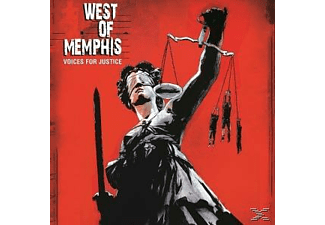 VARIOUS - West Of Memphis:Voices For Justice - (Vinyl)