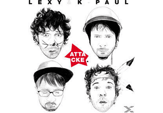 Lexy & K-Paul - Attacke - (Vinyl)