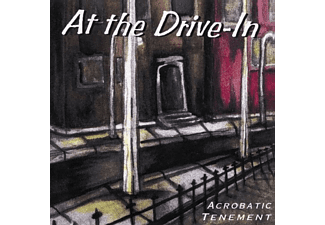 At The Drive In - ACROBATIC TENEMENT - (CD)