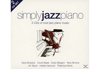 VARIOUS - Simply Jazz Piano - (CD)