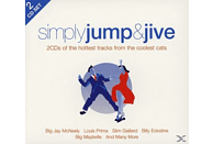 VARIOUS - Simply Jump & Jive [CD]