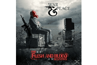 War And Peace - Flesh & Blood Sessions [CD]