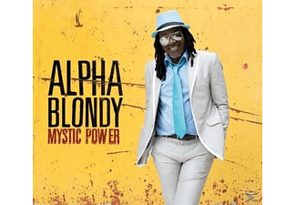 Alpha Blondy - Mystic Power [CD]