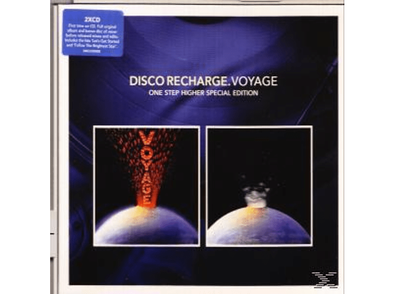 Voyage - Disco Recharge: One Step Higher (Special Edition) [CD]