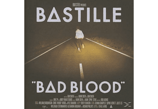 Bastille Bad Blood Rock CD