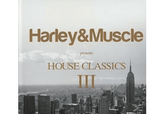 VARIOUS - Harley + Muscle Presents House Classics 3 - (CD)