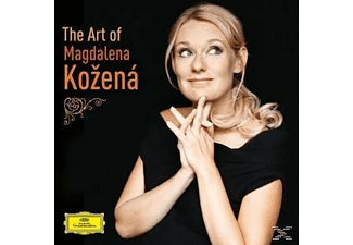 Magdalena Kozená - THE ART OF MAGDALENA KOZENA - (CD)