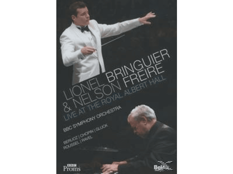 Nelson Freire, BBC Symphony Orchestra, Lionel Bringuier - Live At The Royal Albert Hall [DVD]