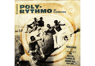 Orchestre Poly-rythmo De Cotonou - The Skeletal Essences Of Voodoo Funk - (Vinyl)