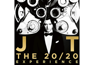 Justin Timberlake - The 20/20 Experience (Deluxe Version) - (CD)