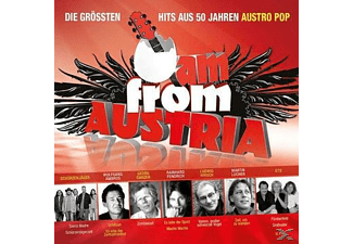 VARIOUS - I Am From Austria - (CD)