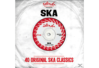 VARIOUS - Island Presents: Ska - (CD)