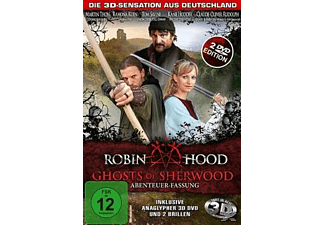 Robin Hood: Ghosts of Sherwood - (DVD)