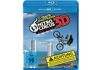 Nitro Circus 3D - Der Film Action Blu-ray 3D