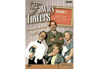 FAWLTY TOWERS - SEASON 2 (EPISODE 7-12) - (DVD)