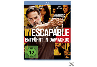 INESCAPABLE - ENTFÜHRT IN DAMASKUS - (Blu-ray)