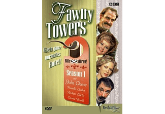 FAWLTY TOWERS - SEASON 1 (EPISODE 1-6) - (DVD)