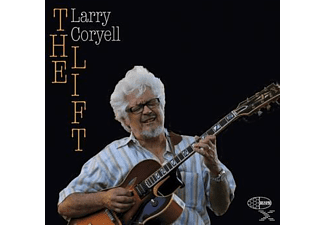 Larry Coryell - The Lift (Vinyl) - (Vinyl)